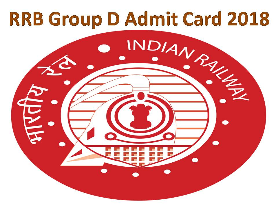 Download Rrb Group D Admit Card 2019 Rrc Grp D Hall Ticket
